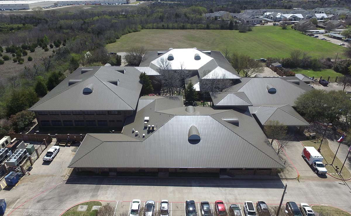 san-antonio--commercial-roofers-Dallas-Behavioral-Hospital-gallery-1